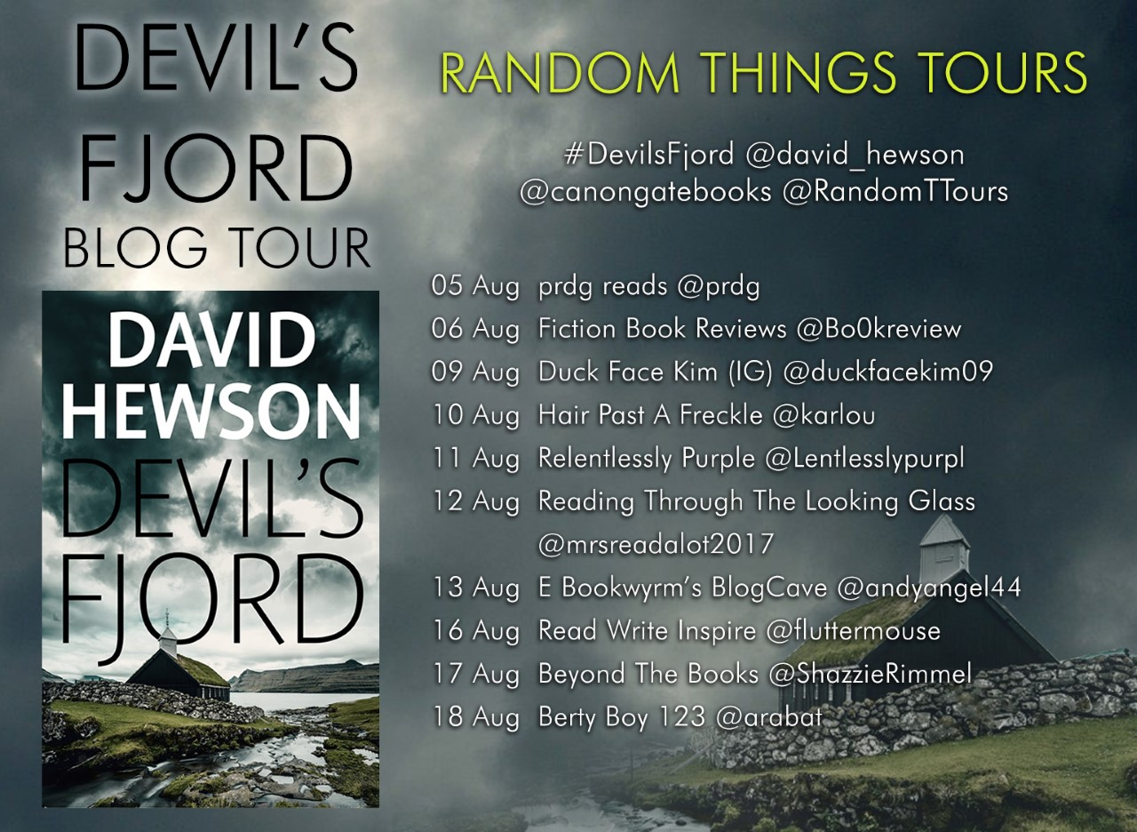 Devil's Fjord By David Hewson