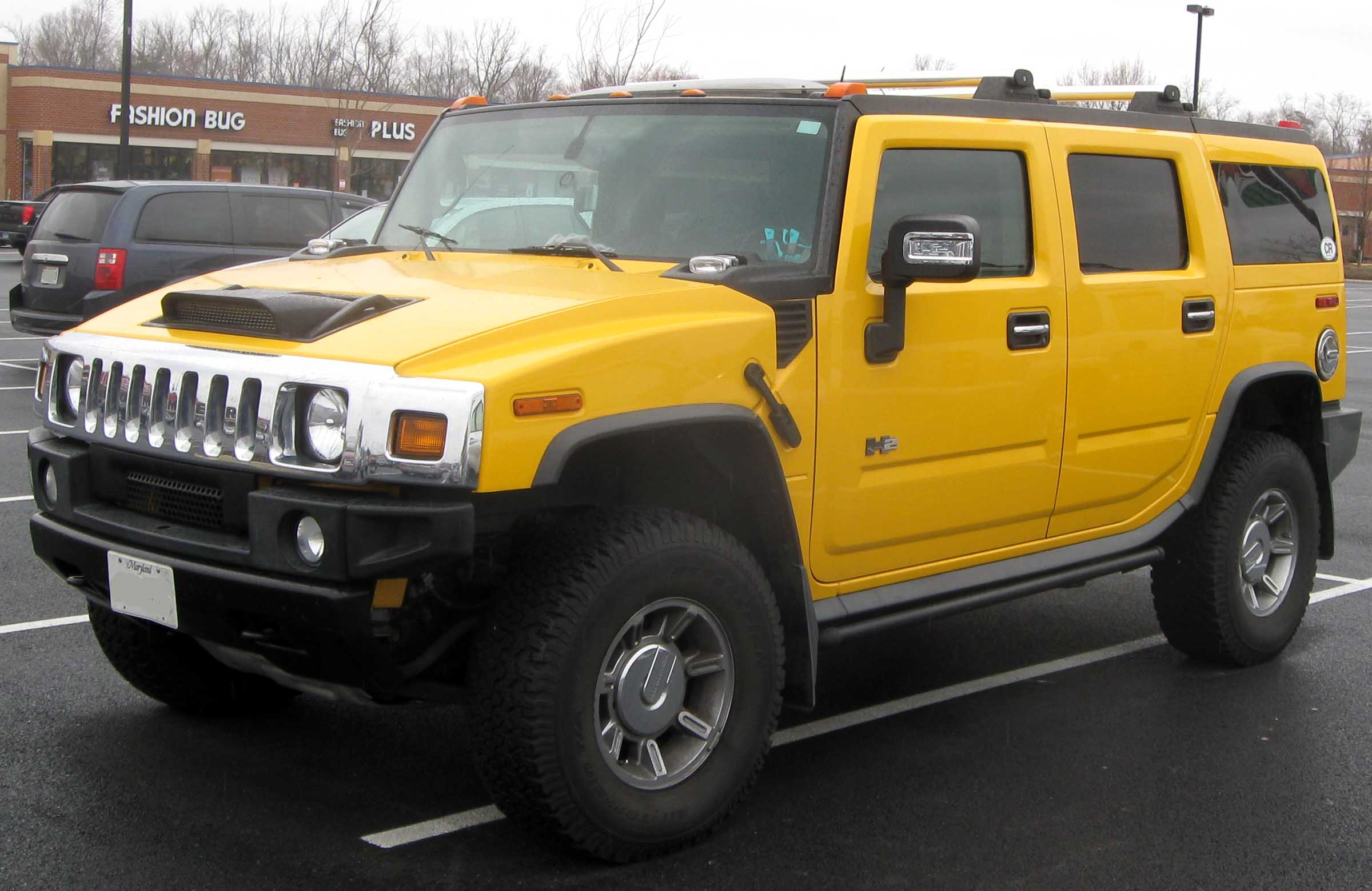 Auto Glass & Window Repair Service For Hummer H2 s in Phoenix