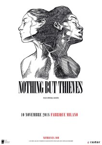 NOTHING BUT THIEVES: un'unica data in Italia al Fabrique di Milano il 10 novembre
