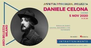 Aspetta Primavera, Bellezza: Daniele Celona in concerto a Milano
