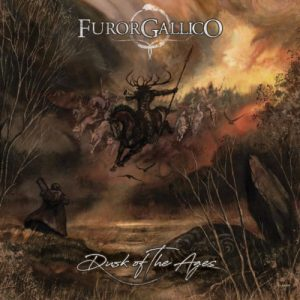 Furor Gallico - Dusk of the Ages (Scarlet Records, 2019) di Luca Battaglia