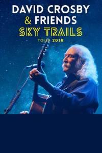 DAVID CROSBY SKY TRAILS 2018