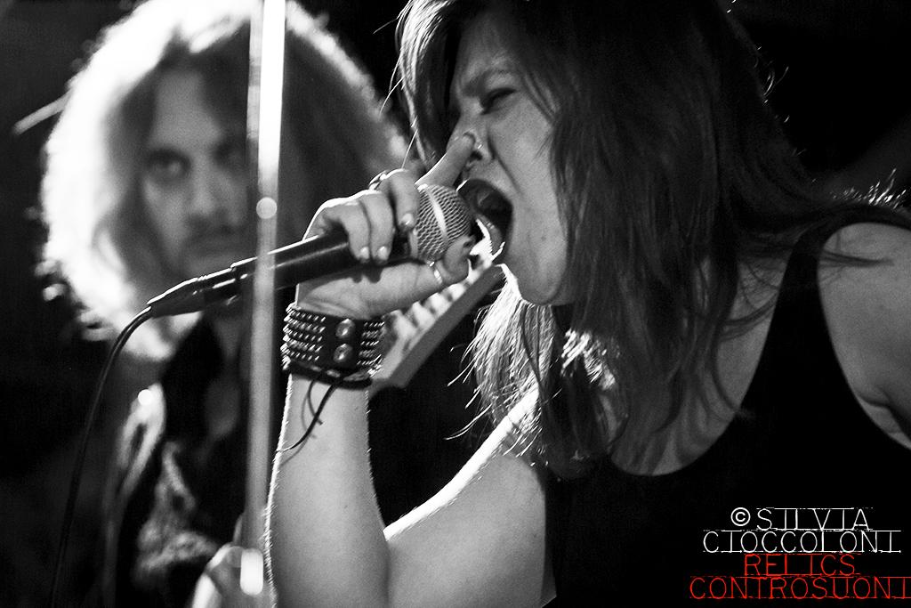 I Metallari Animati live@New Rockness, RM (foto di Silvia Cioccoloni)