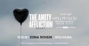 The Amity Affliction: unica data Italiana il prossimo 15 ottobre a Bologna!
