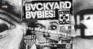 Backyard Babies: nuovo album e una data in Italia nel 2019