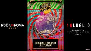 Nick Mason's Saucerful Of Secrets a Rock in Roma