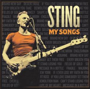 "STING: ""My Songs tour"", due date in Italia a luglio"
