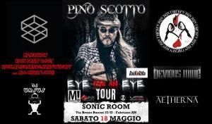 PINO SCOTTO: Live il 18 Maggio a Fabriano!
