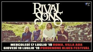 I Rival Sons tornano in Italia!