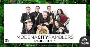 """Modena City Ramblers: un concerto omaggio a """"Raccolti"""" 12 luglio Parco Tittoni di Desio(Mb)"""