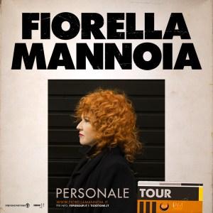 Fiorella Mannoia in concerto a Bergamo ad ottobre 2019