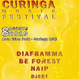 Curinga Music Festival: ecco la line-up