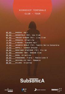 Subsonica - Microchip Temporale Club Tour