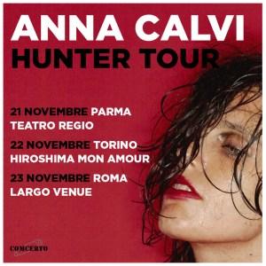 Anna Calvi torna con il suo HUNTER TOUR