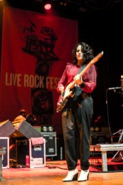 Anna Calvi – Live Rock Acquaviva - foto Marco Zuccaccia-28