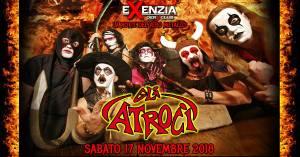 Gli Atroci live @ Exenzia // La Notte del Vero Metallo