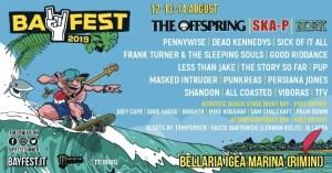 Bay Fest 2019: tutte le attività, i dettagli e la line-up completa del festival!