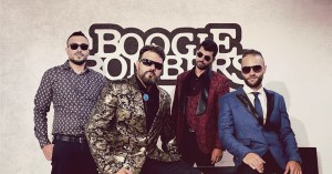 """Boogie Bombers: è uscito il nuovo disco, """"Boogie Bonanza"""""""