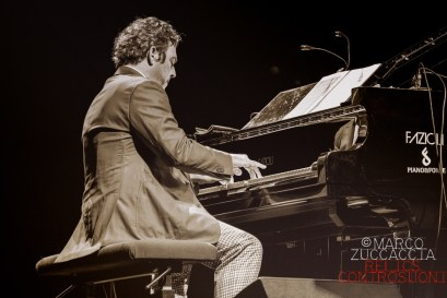 Branford Marsalis Quartet @ Umbria Jazz 2016 - Marco Zuccaccia photo IMG_9545