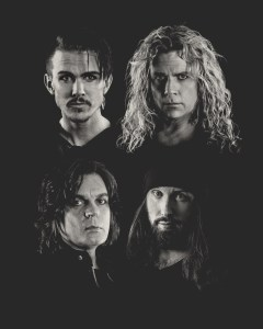 CROWNE : annunciano l'album di debutto 'Kings In The North'