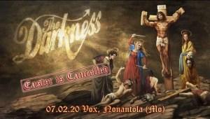 The Darkness - Live @Vox Club - Nonantola (MO) il 7 Febbraio 2020!