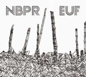 EUF - NBPR - Non Basta Più Rumore (I Dischi del Minollo, 2019) di Giuseppe Grieco