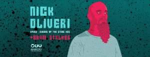 Nick Oliveri il 5 agosto a Marsica per un concerto gratuito