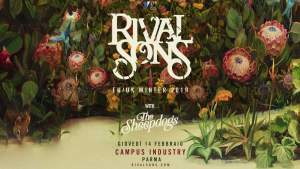 RIVAL SONS: La Rock band italiana torna in Italia per un'unica data