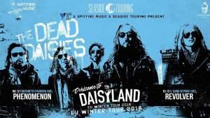 The Dead Daisies: info e orari dello show al Phenomenon di Fontaneto d'Agogna (NO)