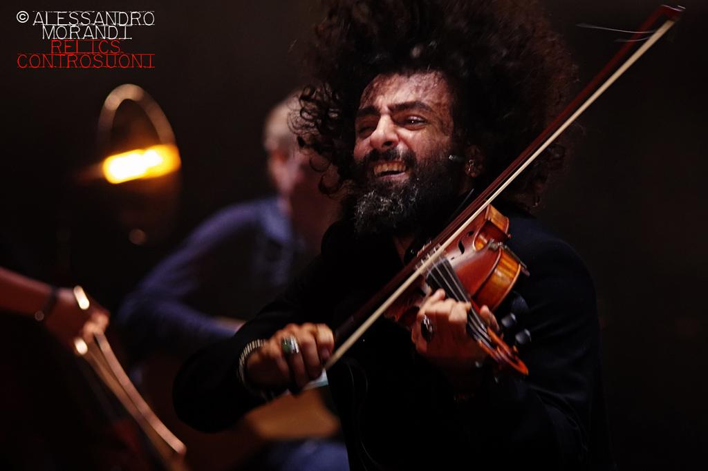 Ara Malikian @obihall teatro di Firenze (foto di Alessandro Morandi)