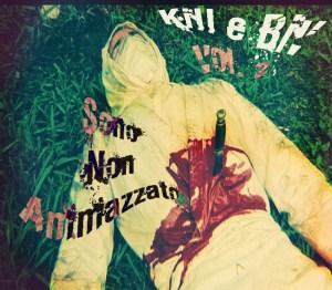 Kill e Biv Vol.2 Cover