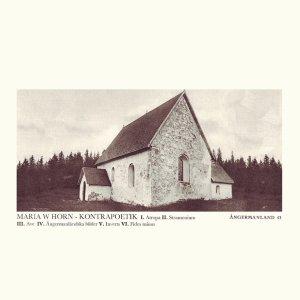 Maria w Horn - Kontrapoetik (Portals Editions, 2018) di Giuseppe Grieco