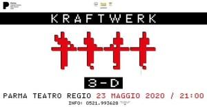 Kraftwerk: live a Parma il 23 Maggio
