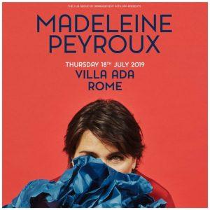 Madeleine Peyroux live a Villa Ada