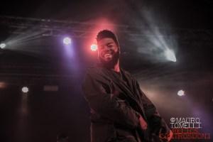 Khalid @Circolo Magnolia Segrate (foto di Mauro Tomelli)