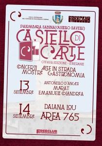Castello di C'Arte: in arrivo l'ottava edizione