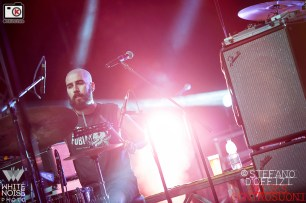 © Stefano D'Offizi - Mr.Bison @ Nel Nome del Rock - 2017 (www.white-noise.it)