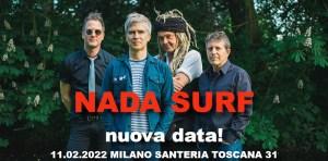 NADA SURF: tour rinviato e nuova data