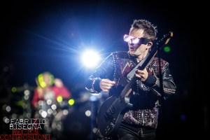Muse @Stadio Olimpico, Roma (foto di Fabrizio Bisegna)