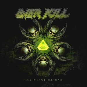 Overkill – The Wings of War (Nuclear Blast Records, 2019) di Alessandro Magister