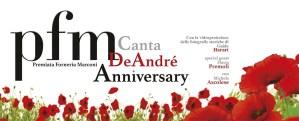 PFM Canta De André Anniversary - Live @Teatro Regio di Parma il 21 Febbraio