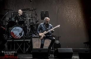 PFM Canta De André Anniversary - Roberto Gualdi & Patrick Djivas