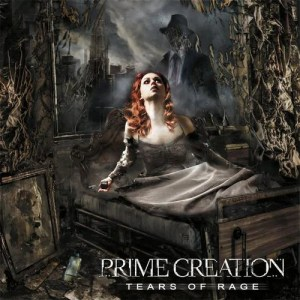 Prime Creation – Tears Of Rage (Silent Wall Production, 2019) di Giuseppe Grieco
