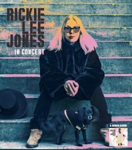 Rickie Lee Jones: in Italia a Novembre con tre date