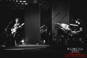 Max Gazzè @ Auditorium Parco della Musica, Roma (foto Sabrina Vani)