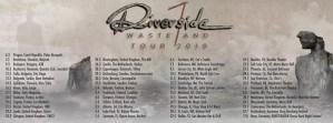 Riverside in Italia per due date a Marzo!