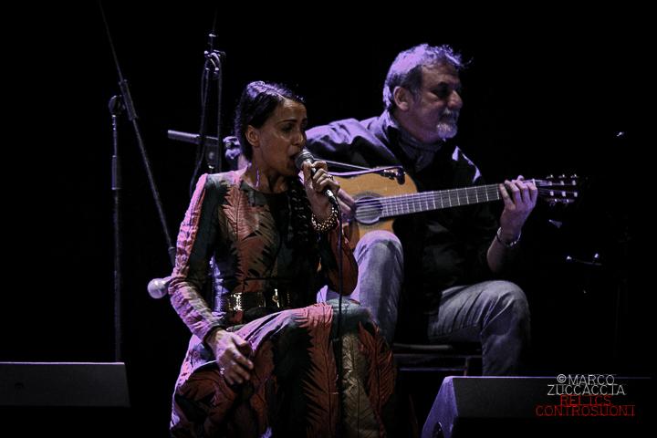 Syria in Bellissime @ Teatro della Concordia, Marsciano (foto di Marco Zuccaccia)