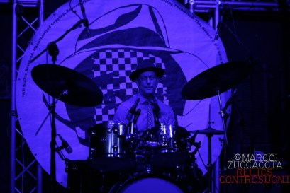 The Bluebeaters @ Afterlife, Perugia - 7 maggio 2016 - Marco Zuccaccia photo _MG_0097