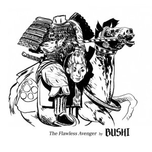 Bushi - The Flawless Avenger (Infinity Entertainment Group, 2020) di Giuseppe Grieco