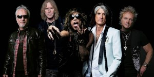 AEROSMITH: tour europeo posticipato al 2022